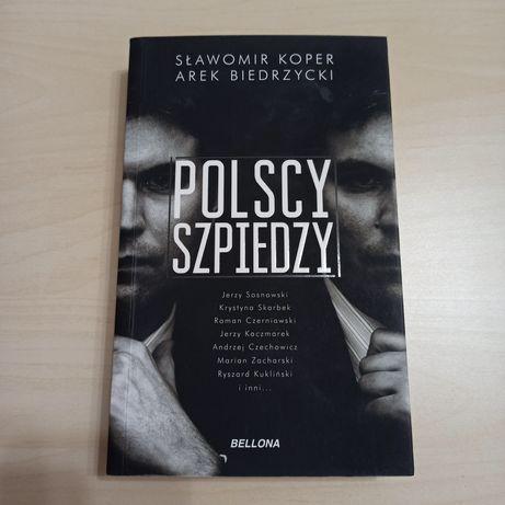 """Książka """"Polscy szpiedzy"""""""