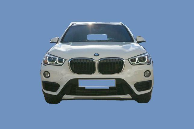 Przód Kompletny BMW X1 F48 LIFT Alpin 300 Full Led 6xPDC