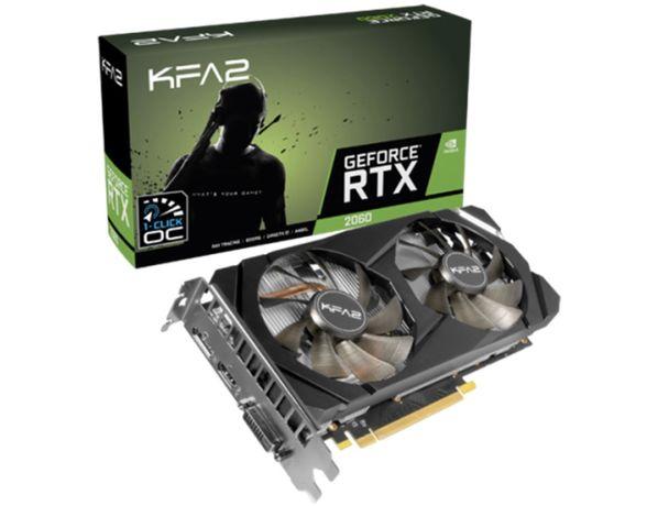 Rtx 2060 Graphics Card KFA2 GeForce RTX 2060 OC 6GB