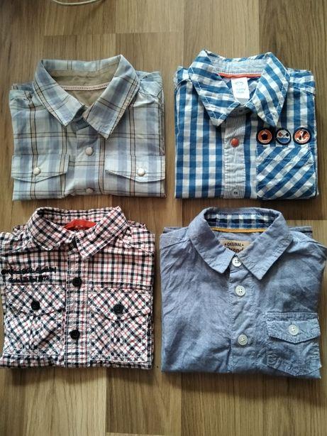 Koszule chlopięce Marks&Spencer, C&A, KappAhl, Cool Club