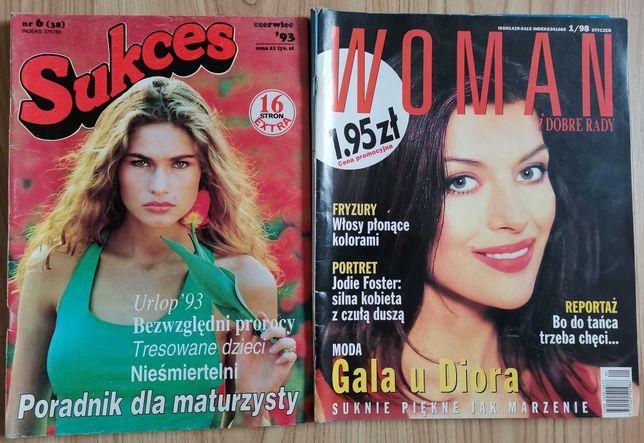 Czasopismo Sukces // Woman