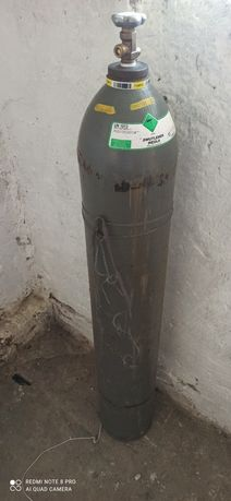 Duża butla CO2 do migomatu