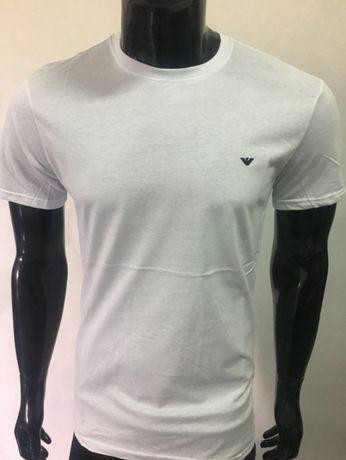 Koszulka Armani małe logo męska