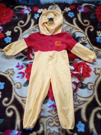 Человечек боди костюм Винни пуха мишки медвежонка