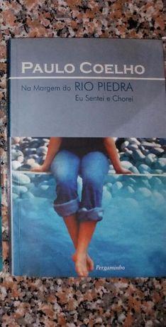 Livro Paulo Coelho - Na margem do Rio Piedra eu sentei e chorei