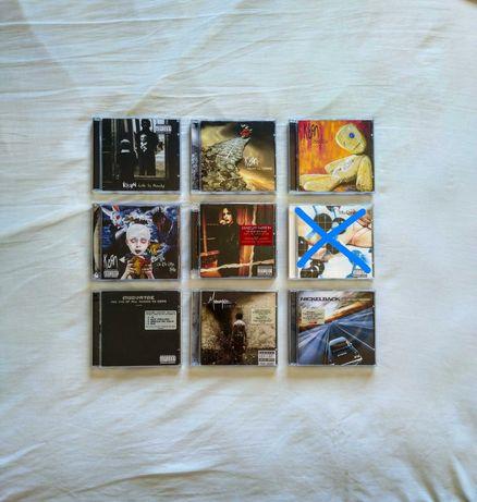 CDs Metal & Rock Alternativo