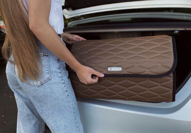 Автомобільні органайзери в багажник автомобіля.