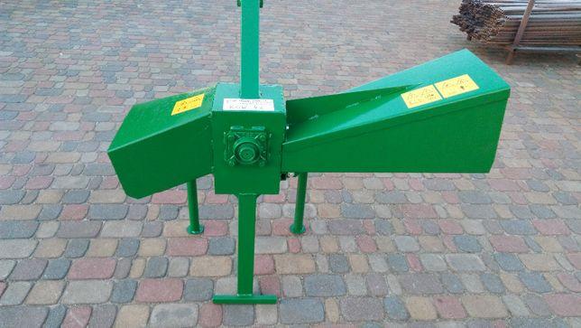 Rębak walcowy do gałęzi RGW,60-4x cięcie 55mm Promocja na 2021r