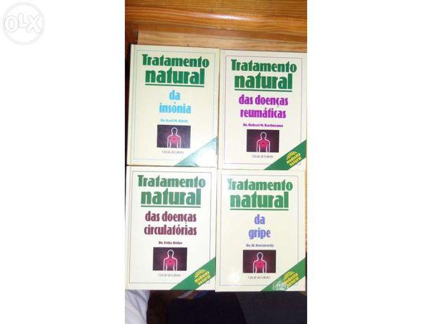 Livros de Medicina Natural