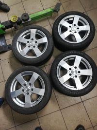 DEZENT felgi aluminiowe 15 5x112 ET38 VW AUDI SEAT Skoda Mercedes
