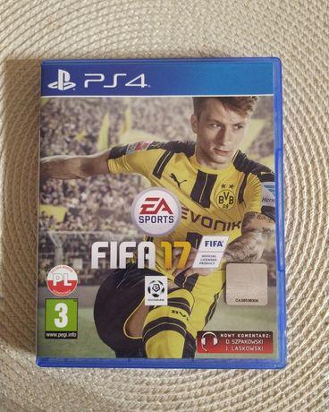 FIFA 17 PS4 gra konsola PlayStation 2017