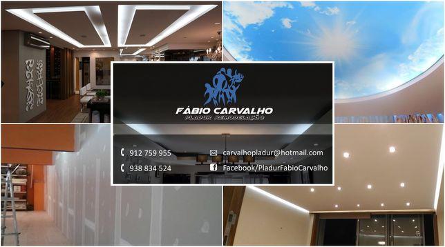 Pladur Fabio Carvalho Remodelações Obras Restauros