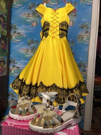 Продам выпускное платье в детский сад