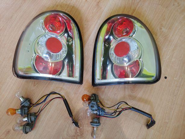 Lampy tylne opel corsa B hb