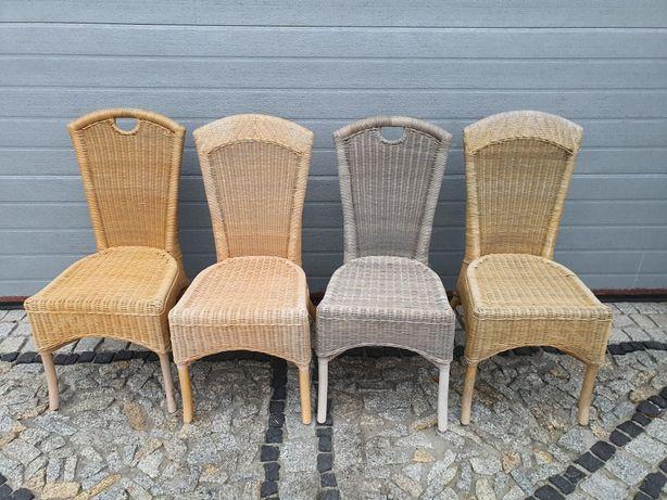 Krzesła ratanowe