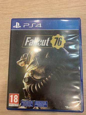 Fallout 76 na PS4