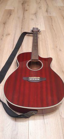 Guitarra Crafter eletro-acústica