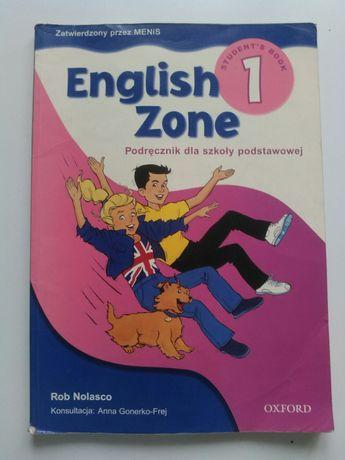 English zone podręcznik
