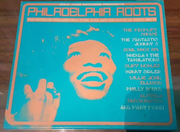 CD - Philadelphia Roots