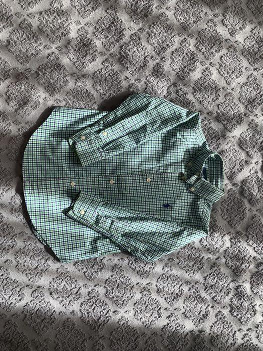 Рубашка Ralph Lauren 3Т оригинал Киев - изображение 1