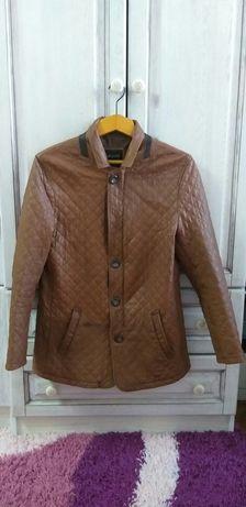 Куртка шкіряна піджак кожа натуральная