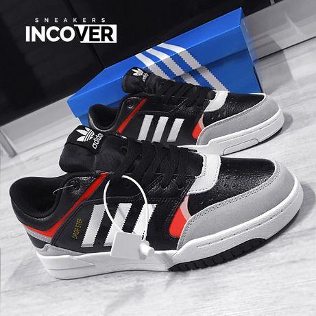 Зима Мужские зимние кроссовки ботинки Adidas Drop Step