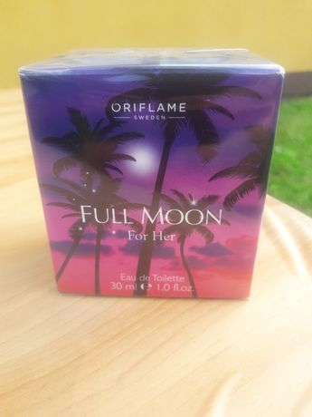 Woda toaletowa Full Moon dla Niej Oriflame 30ml