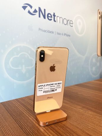 iPhone XS MAX 64GB - Semi-novo
