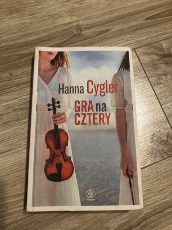 Książka Hanny Cygler