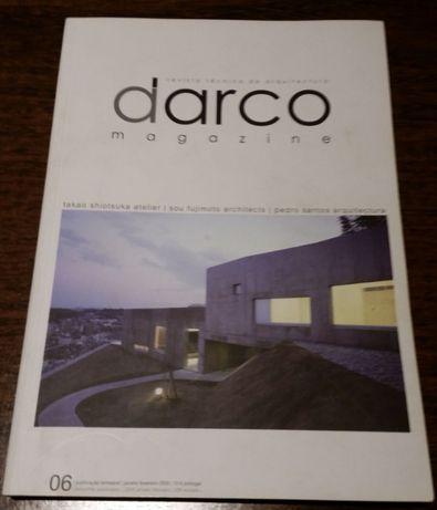 """Lote 4 Livros Arquitetura """"DARCO"""" nºs 06/09/11/13"""