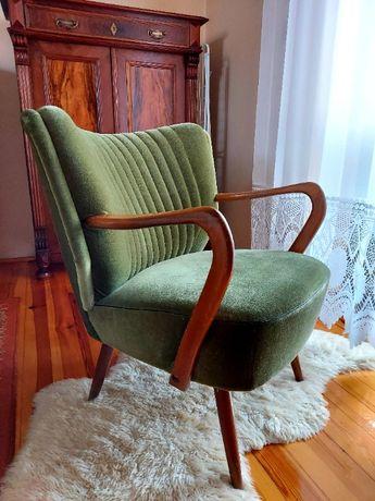 2x Fotel retro PRL Bardzo dobry stan