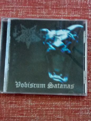 "black metal CD: Dark Funeral ""Vobiscum Satanas"" 1998"