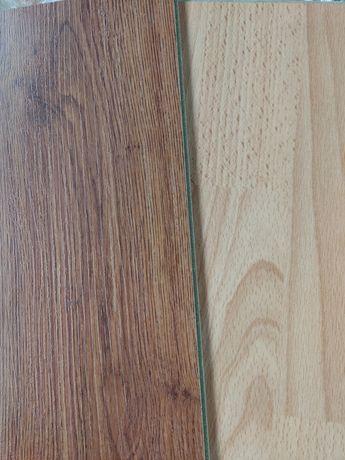Ламинат 6мм, два цвета (на фото), 40кв.м.