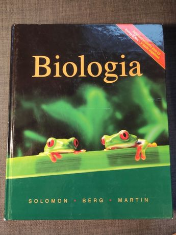 Biologia Villeego wydanie 7 Solomon Berg Martin