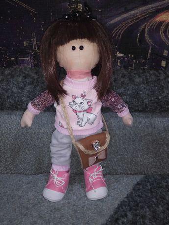 кукла+кукла текстильная