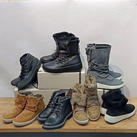 Сапоги ботинки Ecco оригинал в ассортименте