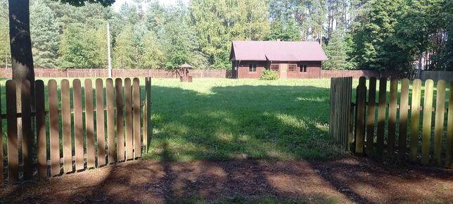 Dom na dużej, pięknej działce 30ar w otoczeniu lasów Łętownia