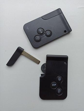 Ключ-карта рено сценик 2, меган 2
