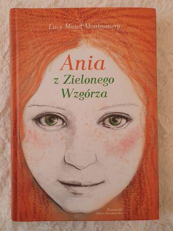 Ania z Zielonego Wzgórza książka Lucy Maud Montgomery