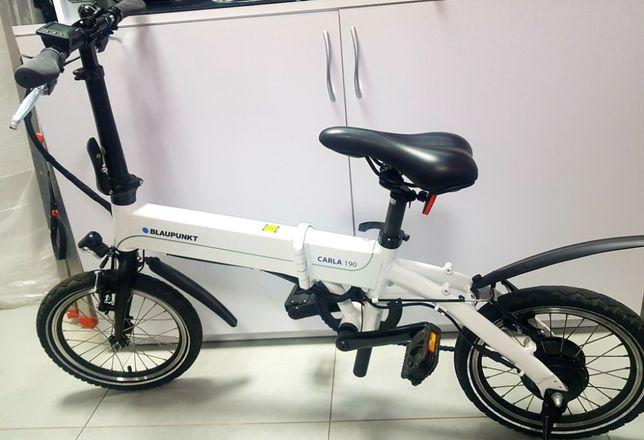 Rower elektryczny BLAUPUNKT CARLA 190