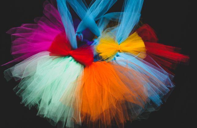 spodniczka tiulowa / baletnica /spodnica /dla dziewczynki / tiul / bal