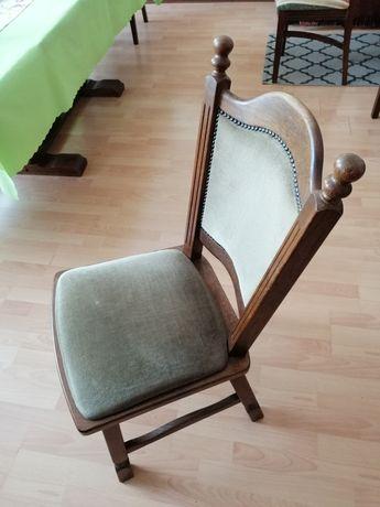 """Krzesło krzesła """"stare"""" antyk drewno 4 szt."""