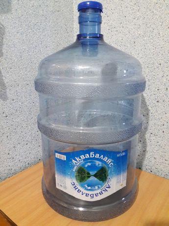 Баклажка пластиковая б/у 18,9л