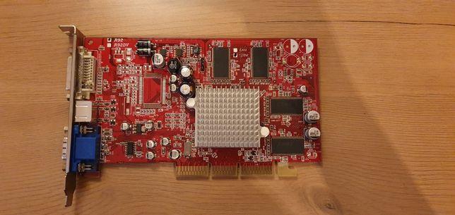 Karta graficzna ATI Radeon 9200LE 128MB R92