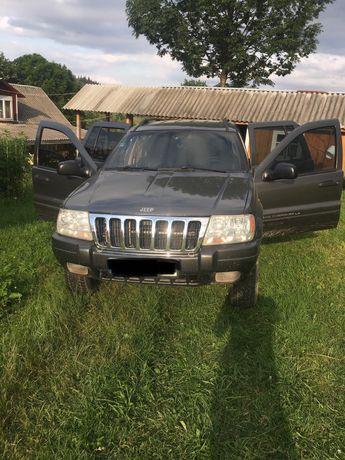 Продам Jeep Grand Chkerokee