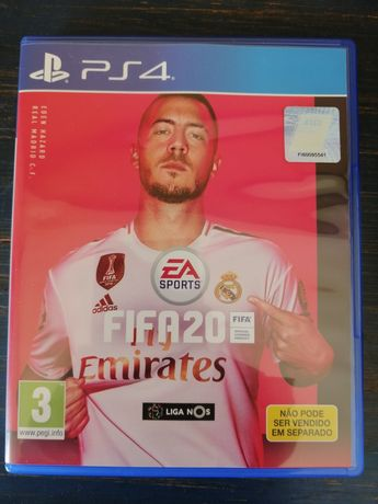 Fifa20 - jogo para PS4