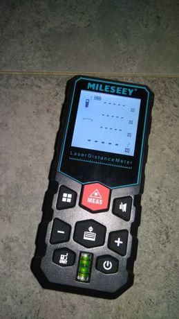 Dalmierz laserowy Mileseey x5 40M