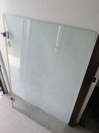 Vendo resguardo banheira con vidro 8mm