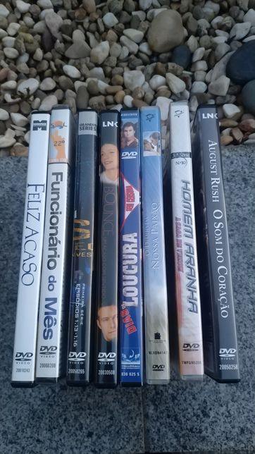 Baixa de Preço - Leve tudo por 4 eur - DVDs originais