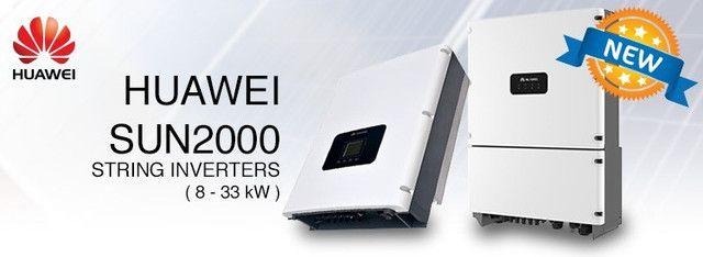 Хуавей 33 ктл, HUAWEI SUN 2000-33KTL-А сетевой солнечный инвертор